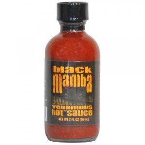 Black Mamba Extreme Venomous Hot Sauce