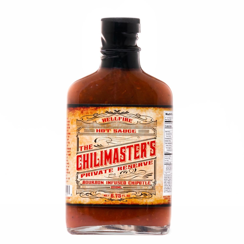 Острый соус Chilimaster Reserve Hot Sauce