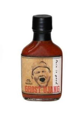 Pain is Good Ghost-Ujang Hot Sauce