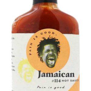 Острый соус Pain is Good Batch 114 Jamaican Style