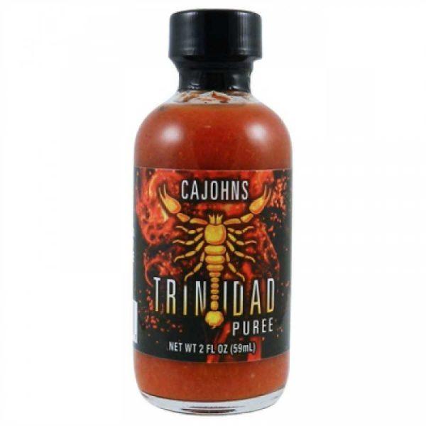 Пюре перца Тринидад Скорпион