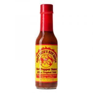 Dirty Dick's Hot Pepper Sauce