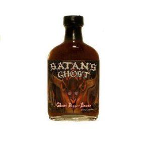 Острый соус Satan's Ghost Hot Sauce