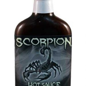 Острый соус Scorpion hot sauce sauce crafters