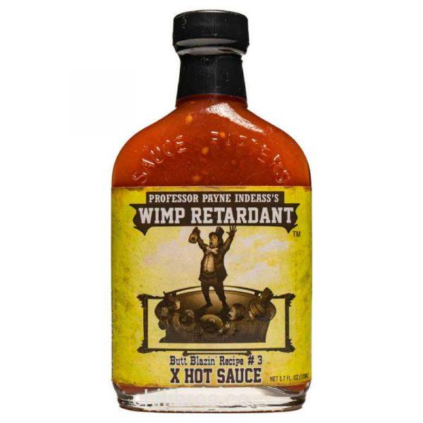 Острый соус Wimp Retardant Hot Sauce