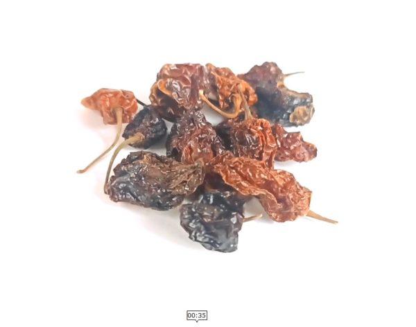 Хабанеро сушеный стручки 10 грамм
