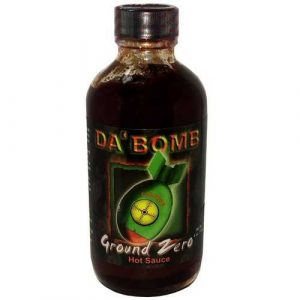 Da' Bomb Ground Zero Hot Sauce