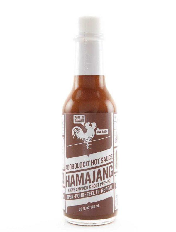 Hamajang hot sauce