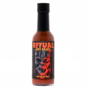 Острый соус Hellfire Ritual Hot Sauce