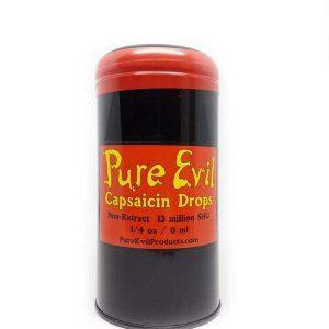 Чистое Зло Pure Evil экстракт капсаицина