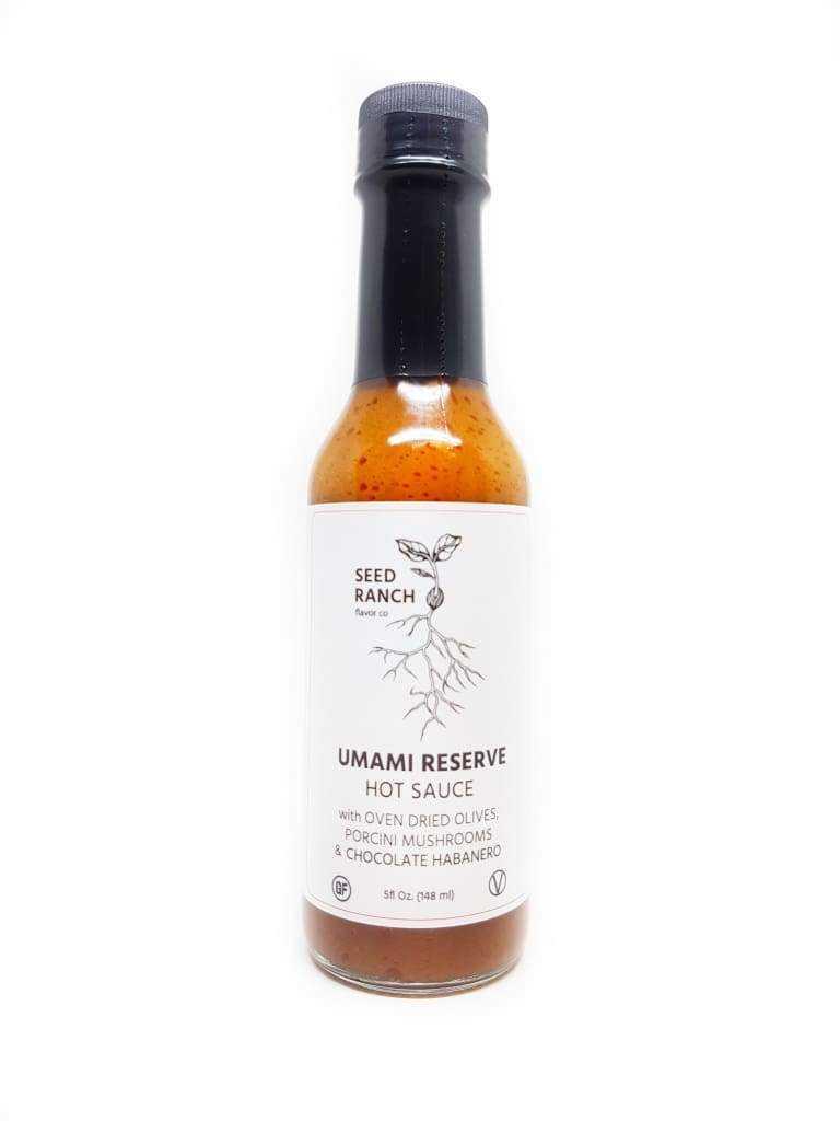 Umami Hot Sauce