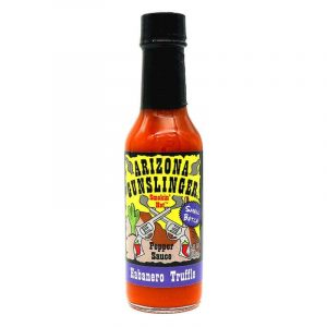 Arizona Gunslinger Habanero Truffle Hot Sauce