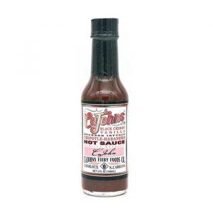 CaJohns Black Cherry Vanilla Hot Sauce