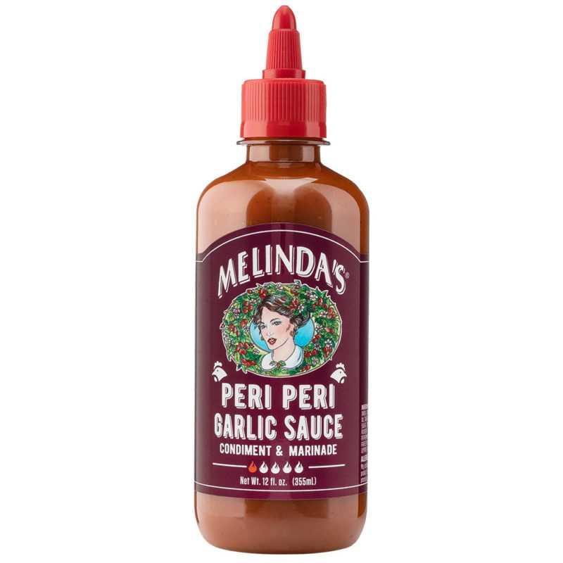 Melinda's Peri Peri Garlic Hot Sauce