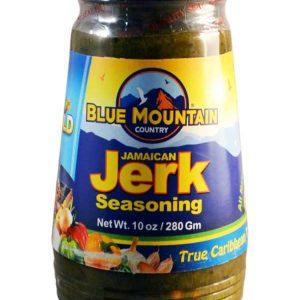 Blue Mountain | Mild Jerk Seasoning