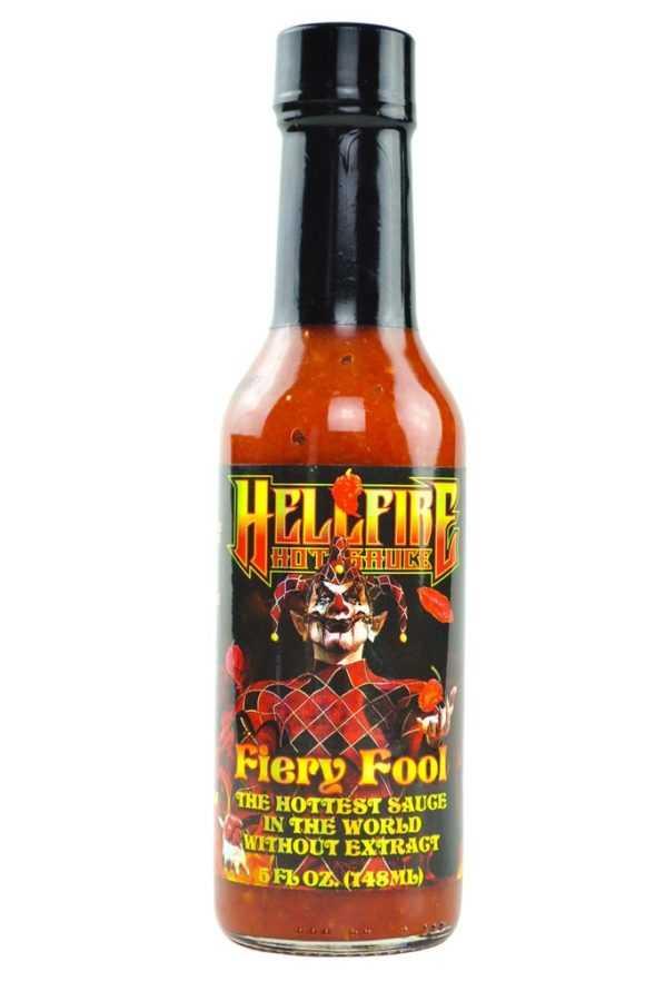 Острый соус Hellfire Fiery Fool Hot Sauce