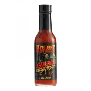 Hellfire Fear This Hot Sauce острый соус