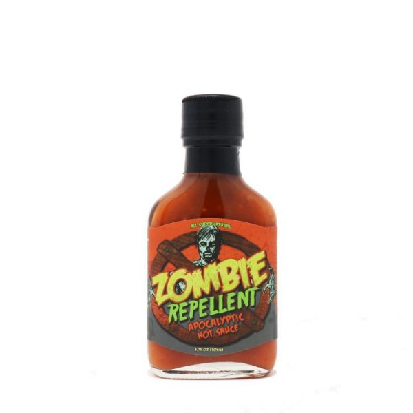 Острый соус Zombie Repellent Apocalyptic Hot Sauce