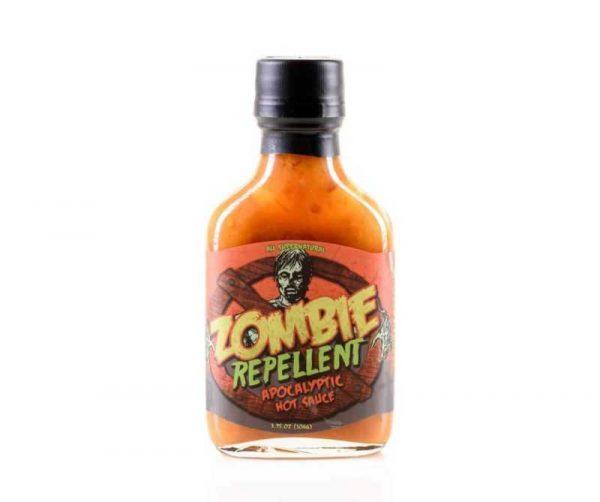 Острый соус Zombie Repellent Apocalyptic Hot Sauce купить в РФ