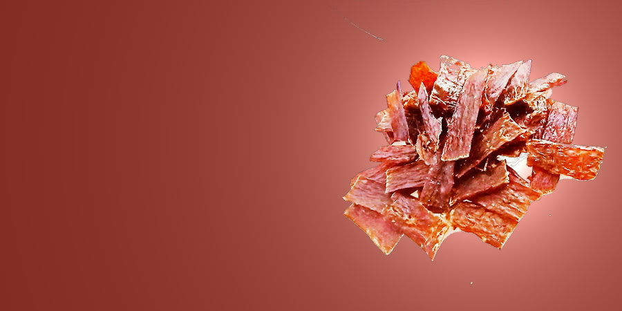 скидка 15% на сушеное мясо с перцем каролина рипер