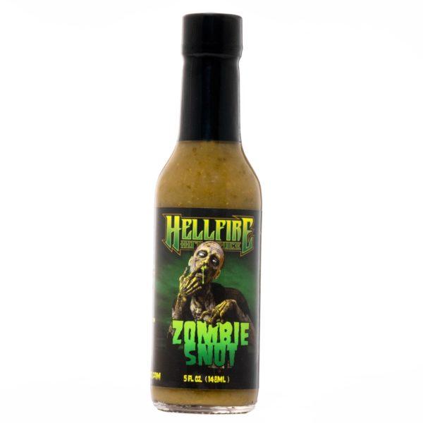 Острый соус Hellfire Zombie Snot Hot Sauce