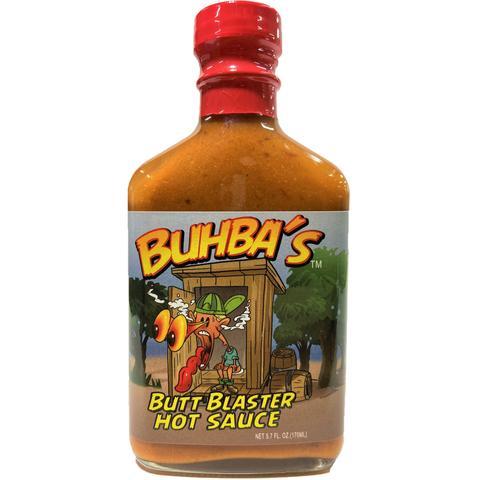 Острый соус Buhba's Butt Blaster hot sauce
