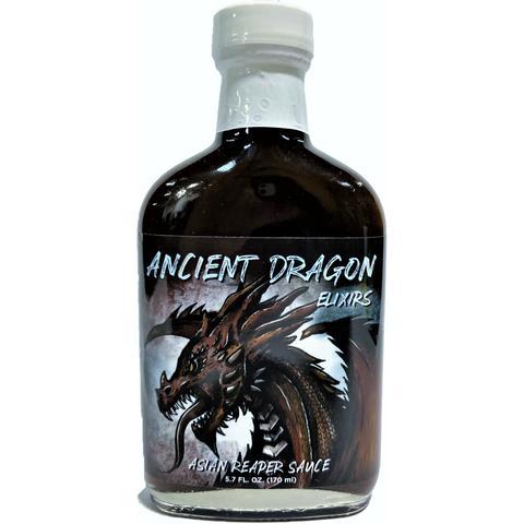 Острый соус Ancient Dragon Asian Reaper Sauce