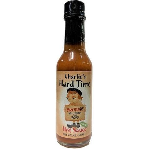 Charlie's Hard Times Hot Sauce