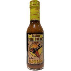 Острый соус Chili Cowboy Medium Red Table Sauce