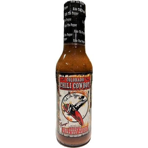 Острый соус Chili Cowboy Ghost Pepper Sauce