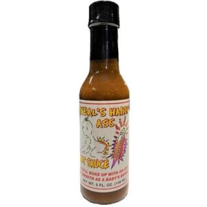 острый соус Neal's Hairy Ass Hot Sauce
