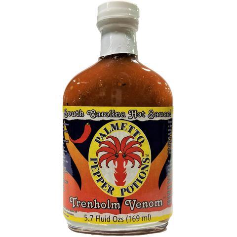 Острый соус Palmetto Pepper Potions Trenholm Venom Hot Sauce