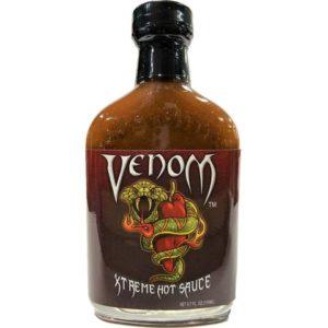 Острый соус Venom Xtreme Hot Sauce