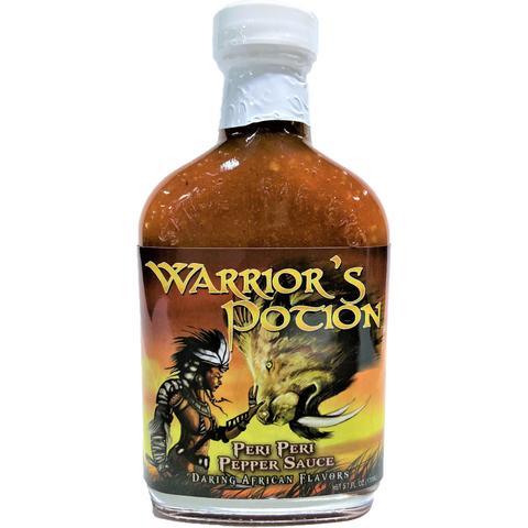 Острый соус Warrior's Potion, Peri Peri Pepper Sauce