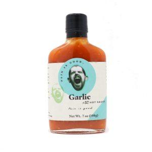Pain is Good Batch #37 Garlic Hot Sauce