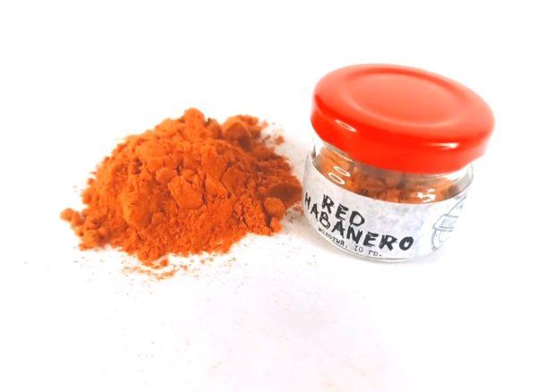 Перец Красный Хабанеро молотый