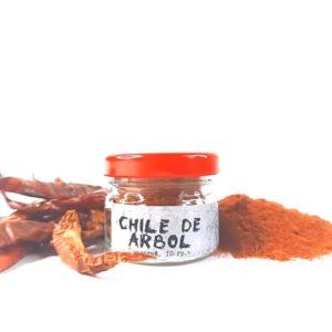 Чили Де Арболь молотый